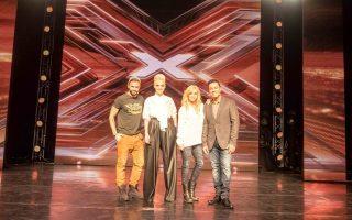 Στον ρυθμό του «The X-Factor» μας βάζει ο ΣΚΑΪ με τις οντισιόν, που θα ολοκληρωθούν σε επτά εκπομπές.
