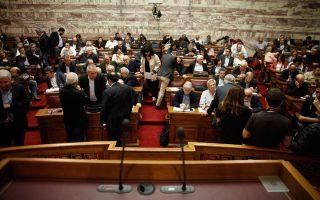 Πασχαλινές διακοπές με ηρεμία για τους βουλευτές του ΣΥΡΙΖΑ. Μετά τις γιορτές, έρχονται τα δύσκολα...