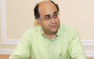 Ο Γ. Ραζής, γενικός διευθυντής της Ελληνικής Εταιρείας Αξιοποίησης Ανακύκλωσης.