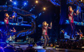 Ο Μικ Τζάγκερ κατά την δωρεάν συναυλία των Rolling Stones στην Κούβα, τον περασμένο Μάρτιο (Mauricio Lima / The New York Times).