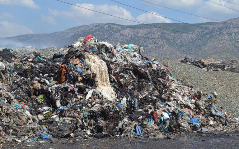 Πρόταση Greenpeace για σκουπίδια