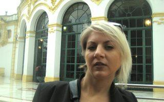 Η 33χρονη Στέλλα Κάλτσου.
