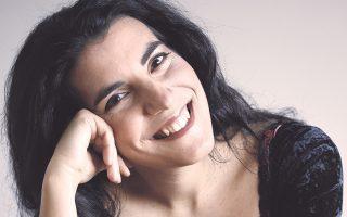 Η υψίφωνος Φανή Αντωνέλου θα παρουσιάσει το ρεσιτάλ «Liederabend – Poem into song».