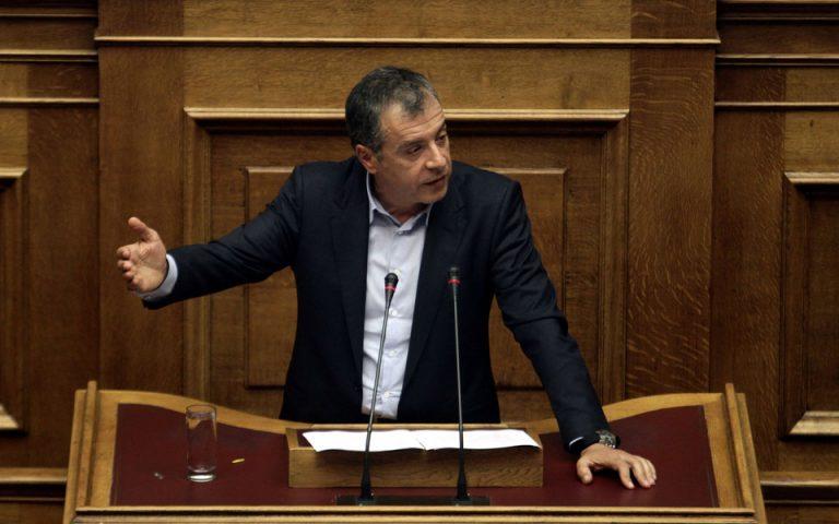 Στ. Θεοδωράκης: «Οχι» σε εκλογές πριν την αξιολόγηση
