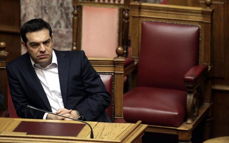 Τσίπρας: Η Ελλάδα διέψευσε τους καταστροφολόγους – αιχμές κατά ΔΝΤ