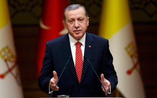 Σύμφωνα με τον Ερντογάν, στην Τουρκία υπάρχει «ένας εσωτερικός εχθρός».