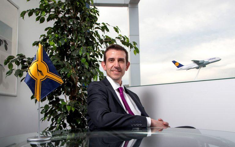 Κωνσταντίνος Τζεβελέκος: Γενικός διευθυντής Πωλήσεων της Lufthansa για Ελλάδα και Κύπρο