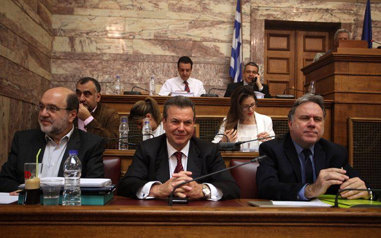 Βουλή: Απομονωμένη η κυβέρνηση στη συζήτηση για ασφαλιστικό – φορολογικό