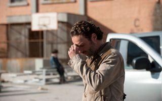 Το «The Walking Dead» προκάλεσε αντιδράσεις με το φινάλε του.