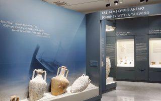 Το μουσείο «στολίζουν» 600 εκθέματα από τους αρχαιολογικούς χώρους των Κυθήρων και των Αντικυθήρων που χρονολογούνται από τη Νεολιθική περίοδο έως το τέλος των ρωμαϊκών χρόνων.