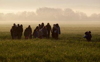 Πρόσφυγες. Ειδική θεματική έκθεση θα πραγματοποιηθεί στη ΔΕΒΘ.