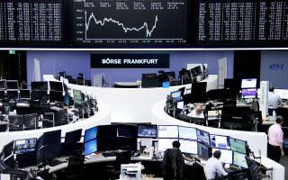 Το χρηματιστήριο της Φρανκφούρτης ήταν η μοναδική από τις μεγάλες ευρωπαϊκές αγορές που έκλεισε με άνοδο, καθώς ο δείκτης XETRA DAX ενισχύθηκε κατά 1,12%.