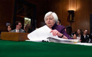 Οι αγορές αντέδρασαν ψύχραιμα στη δημοσιοποίηση των πρακτικών, καθώς σε μεγάλο βαθμό έχουν προεξοφλήσει την απόφαση της Fed για αύξηση επιτοκίων. Στη φωτογραφία, η επικεφαλής της Federal Reserve Τζάνετ Γέλεν.