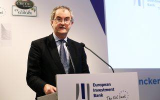 Ο αντιπρόεδρος της ΕΤΕπ, Τζ. Τέιλορ, κατά την τελετή υπογραφής της σύμβασης με την Creta Farm, προανήγγειλε τη χρηματοδότηση και άλλων ελληνικών εταιρειών και επενδυτικών σχεδίων, τονίζοντας ότι φέτος η ΕΤΕπ αναμένεται να χορηγήσει τουλάχιστον 1,35 δισ. ευρώ.