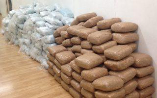 Η σπείρα είχε μεταφέρει πρόσφατα 60 κιλά κοκαΐνης από φορτίο ενός τόνου, που ήταν κρυμμένο στο Βέλγιο.