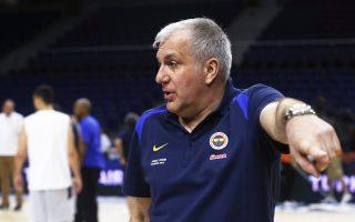 Ο πολυνίκης προπονητής της Φενέρ, Ζέλιμιρ Ομπράντοβιτς.