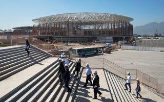 Σύμφωνα με τη Moody's, θα υπάρξει μακροπρόθεσμο όφελος για το κέντρο του Ρίο ντε Τζανέιρο όπου θα διοργανώνονται τα επιμέρους αθλήματα, καθώς οι επενδύσεις στην πόλη δεν περιορίζονται στις αθλητικές εγκαταστάσεις.
