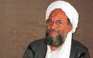 Ο διάδοχος του Μπιν Λάντεν  στην ηγεσία της Αλ Κάιντα, Αϊμάν αλ Ζαουάχρι, το 2006.