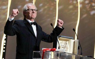 Ο Κεν Λόουτς παρέλαβε τον δεύτερο Χρυσό Φοίνικα της καριέρας του για το δράμα «Εγώ, ο Ντάνιελ Μπλέικ».