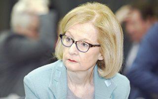 «Οι τράπεζες της Ευρωζώνης θα πρέπει να περιορίσουν το υψηλό κόστος λειτουργίας τους και να ενισχύσουν τους ισολογισμούς τους», προειδοποίησε η επικεφαλής του μηχανισμού εποπτείας της ΕΚΤ κ. Ντανιέλ Νουί.
