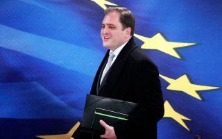 Ο γενικός γραμματέας Δημοσίων Εσόδων Γιώργος Πιτσιλής.