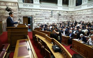 Ο κ. Τσίπρας επιθυμεί να κλείσουν το ταχύτερο δυνατό τα ανοιχτά μέτωπα σε σχέση με τη διαπραγμάτευση.