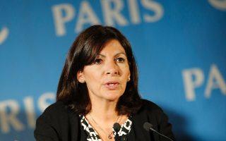 Η δήμαρχος του Παρισιού, Αν Ινταλγκό.