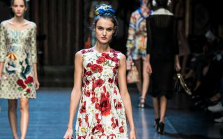 Dolce & Gabbana Άνοιξη 2016