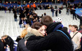 Τον περασμένο Νοέμβριο, οι φίλαθλοι στο Σταντ ντε Φρανς βίωσαν μια βομβιστική επίθεση, ευτυχώς αποτυχημένη.