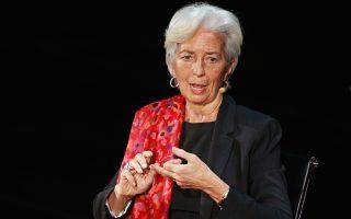 Η συμμετοχή της επικεφαλής του ΔΝΤ Κριστίν Λαγκάρντ στο Eurogroup της Δευτέρας θα σηματοδοτήσει και την απεμπλοκή της διαπραγμάτευσης. Αντίθετα, η απουσία της θα σημαίνει σοβαρή εμπλοκή με άδηλες επιπτώσεις.
