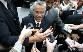 Ο Αλί αλ Ναΐμι  (φωτ.), υπουργός Πετρελαίου της Σ. Αραβίας, που επέβαλε στο καρτέλ πετρελαίου να διατηρήσει την παραγωγή «μαύρου χρυσού» στα ύψη όταν οι τιμές κατρακυλούσαν, αποτελεί πλέον παρελθόν.