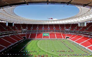 Οι Βραζιλιάνοι προετοιμάζονται πυρετωδώς, προκειμένου να είναι όλα έτοιμα στην έναρξη των Ολυμπιακών Αγώνων στις 5 Αυγούστου. Μέχρι στιγμής, πάντως, τα προβλήματα δεν λείπουν σε όλα τα επίπεδα.