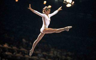 Η χώρα της εικονιζόμενης Νάντιας Κομανέτσι δεν θα διεκδικήσει κάποιο μετάλλιο στο ομαδικό στο Ρίο, διότι δεν κατάφερε να πάρει την πρόκριση.