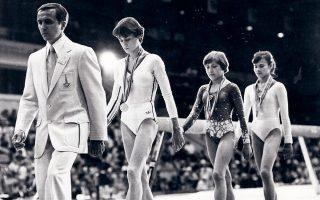 Το 1980, η Νταβίντοβα αναδείχθηκε «βασίλισσα της ενόργανης», κατακτώντας το χρυσό μετάλλιο στο σύνθετο ατομικό.