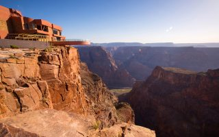 Grand Canyon Skywalk, ΗΠΑ (Φωτογραφία: Shutterstock)