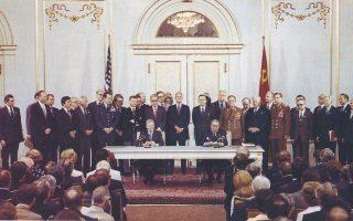 1979. Η συμφωνία μεταξύ του προέδρου των ΗΠΑ, Τζίμι Κάρτερ, και του ηγέτη της Σοβιετικής Ενωσης, Λεονίντ Μπρέζνιεφ, η οποία έδινε τη δυνατότητα στους Ρωσοεβραίους κατοίκους της Σοβιετικής Ενωσης να μεταναστεύσουν στις ΗΠΑ. Η οικογένεια του Γκάρι Στάινγκαρτ εκμεταλλεύθηκε αυτή την ευκαιρία.
