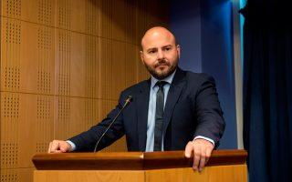 O πρόεδρος του Τεχνικού Επιμελητηρίου Ελλάδας. κ. Γιώργος Στασινός.