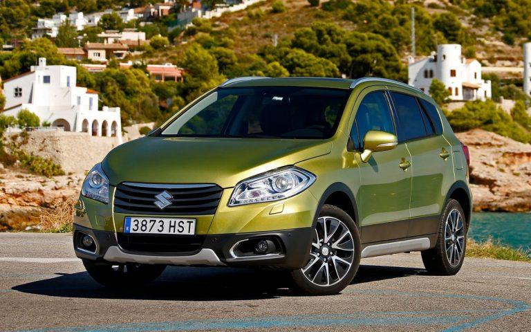 Διάκριση αξιοπιστίας για το Suzuki SX4 S-Cross