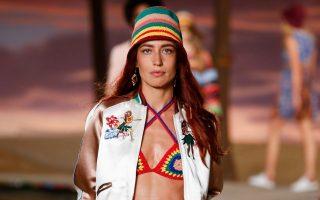 Pixelformula  womenswear  ready to wear prêt a porter summer 2016 Tommy Hilfiger
