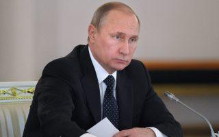 Στις 28 Μαΐου, ο κ. Πούτιν αναμένεται να επισκεφθεί τη Μονή του Αγίου Παντελεήμονος, στο Αγιον Ορος, σε μια εκδήλωση αμιγώς προσκυνηματικού χαρακτήρα.