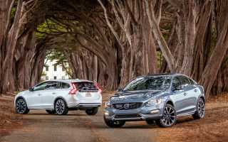 Volvo S60 Cross Country and V60 Cross Country - model year 2016