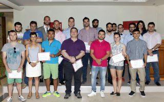 Οι νικητές και οι φιναλίστ του 3ου Διαγωνισμού Επιχειρηματικών Ιδεών  «John & Mary Pappajohn Business Plan Awards» του ACT – American College of  Thessaloniki.