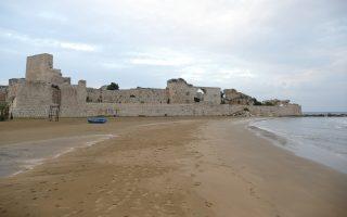 Ο Κώρυκος της Κιλικίας, περιοχή κοντά στην Ταρσό, όπου γεννήθηκε ο Απόστολος Παύλος.