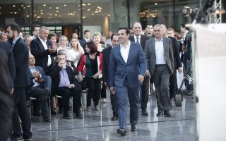 Ο κ. Αλ. Τσίπρας, κατά την ομιλία του στην εκδήλωση «Ελλάδα 2021: Δίκαιη Ανάπτυξη – Παραγωγική Ανασυγκρότηση» στο Μουσείο Ακρόπολης, αναφέρθηκε στην ανάγκη δημιουργίας καινοτόμων επιχειρήσεων.
