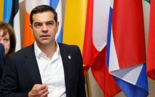 Κρίσιμη η συγκυρία για την Ε.Ε., δήλωσε χθες ο πρωθυπουργός μετά τη σύνοδο.
