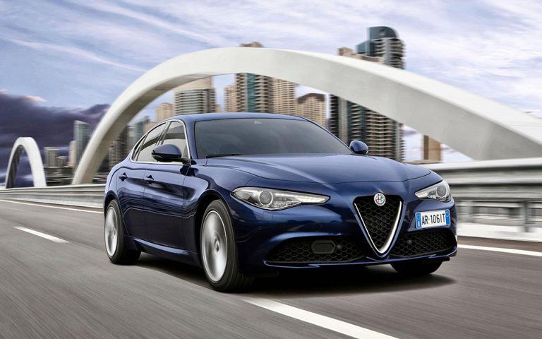 5 αστέρια στο Euro NCAP η Alfa Romeo Giulia
