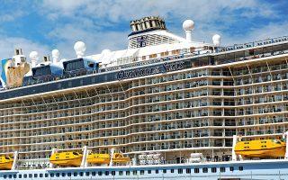Στα μεγάλα κρουαζιερόπλοια ο αριθμός των εσωτερικών καμπινών έχει ελαχιστοποιηθεί - οι περισσότεροι δικαιούνται ένα μπαλκόνι με θέα στον ωκεανό. (Φωτογραφία: ΔΗΜΗΤΡΗΣ ΒΛΑΪΚΟΣ)