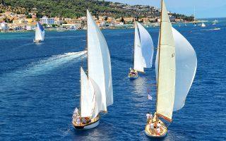Η φετινή Spetses Classic Yaght Regatta θα διεξαχθεί 30 Ιουνίου-3 Ιουλίου.