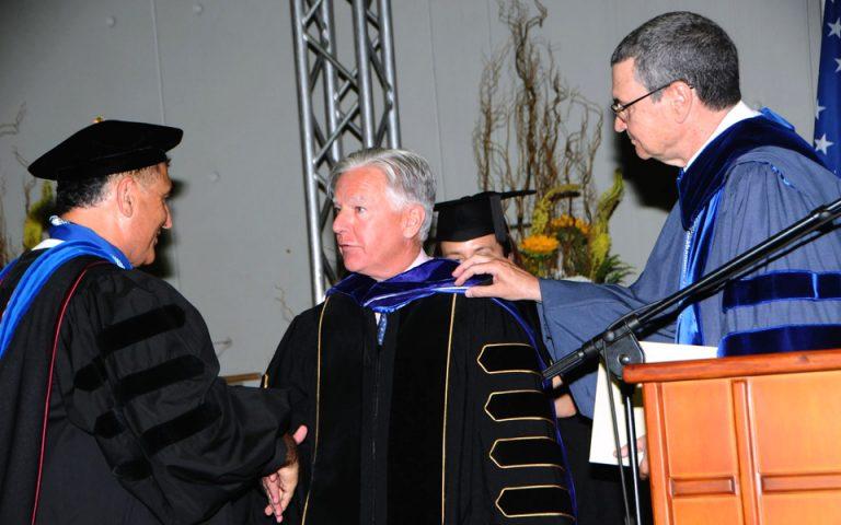 Πραγματοποιήθηκε η τελετή αποφοίτησης των προπτυχιακών και μεταπτυχιακών τάξεων του Deree