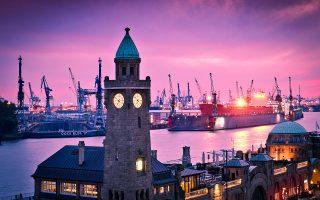 Αμβούργο, Γερμανία (Φωτογραφίες: Shutterstock)
